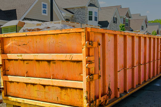 Dumpster Rental Bay City MI